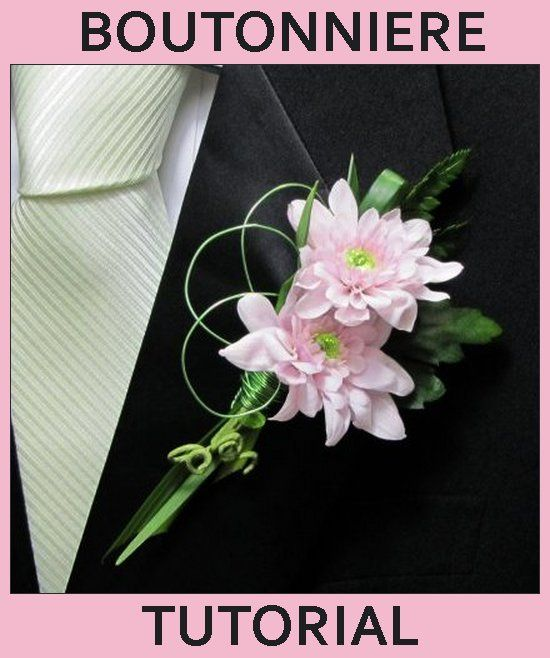 110 best Corsage/Boutineers images on Pinterest | Wedding bouquets ...