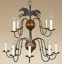 Horse Chandelier. I could see this hanging in a dining room of a Horse Farm.: Accent Piece, Dining Rooms, Horse Chandelier, Running Horses, Horse Farms, Country Chandeliers, Lodge