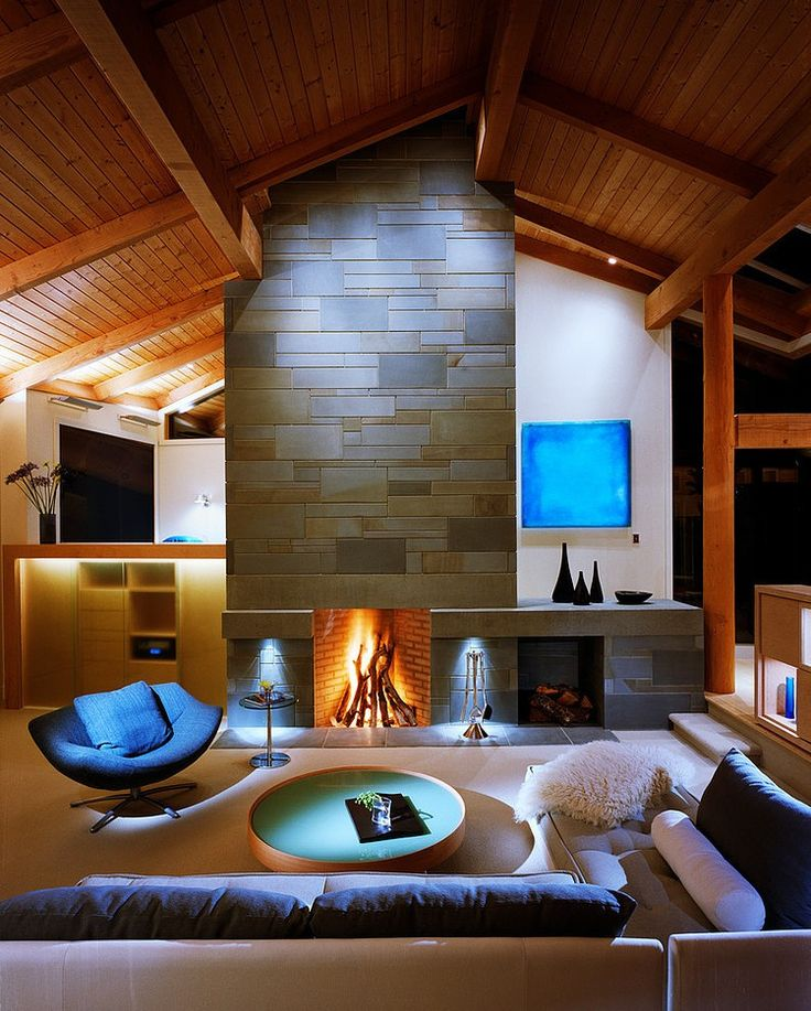 Vacation Home By Penner Associates Interior Design