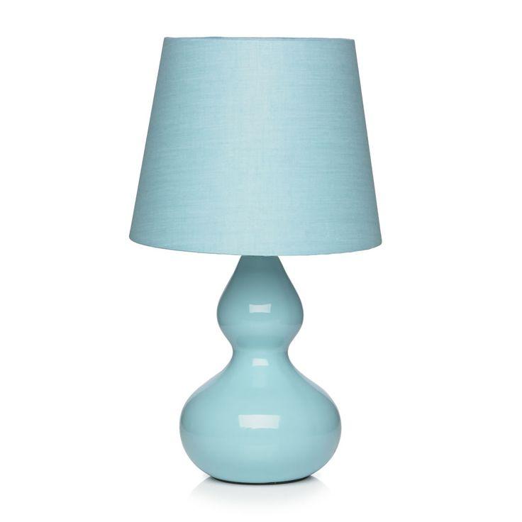 Duck Egg Ceramic Table Lamp