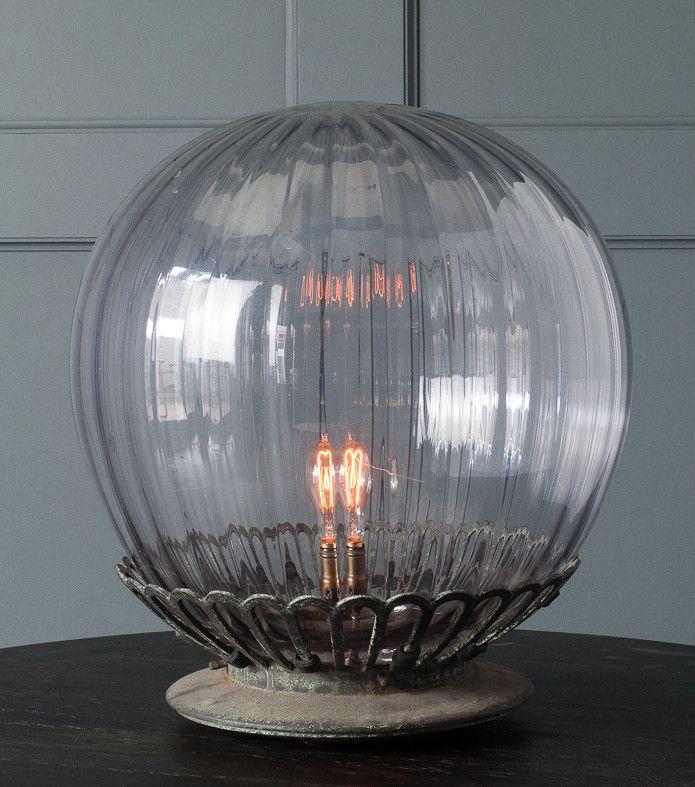 English Architectural Table Lamp – Blackman Cruz