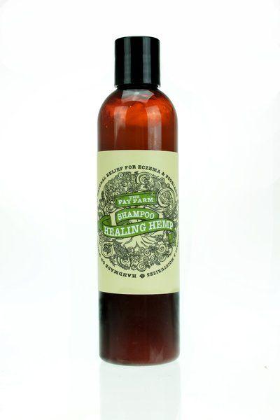 Healing Hemp Shampoo