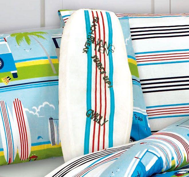 Kooky Surfs Up Surfboard Cushion