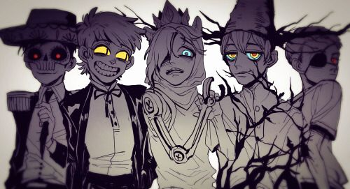 Only pinning for bipper, beast wirt and demon marco
