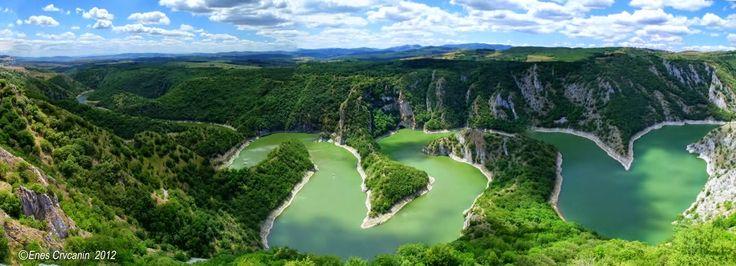 Serbia Landscape