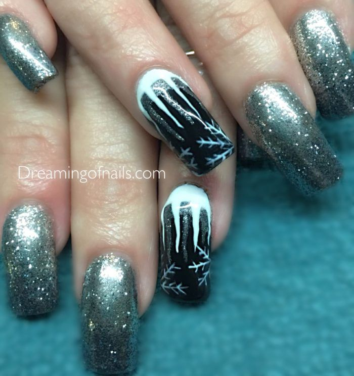 41 best New Years nails images on Pinterest | Nail art designs, Nail ...