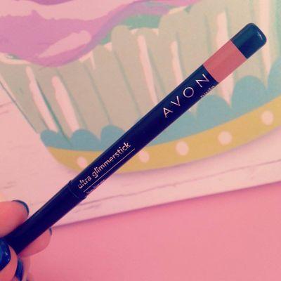 makeup, lip liner, avon, nude, blog, beauty http://andreeamaria.com/january-favourites-2015/