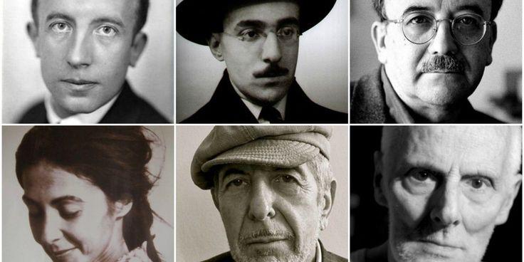 21 poemas para o Dia Mundial da Poesia