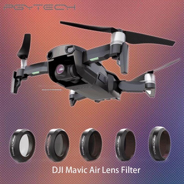 Buy PGYTECH NEW Filter For DJI MAVIC Air Lens Filters UV