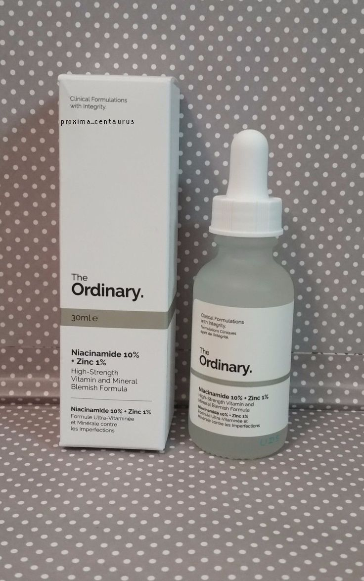 12.00 The Ordinary Niacinamide 10 + Zinc 1. 1 fl