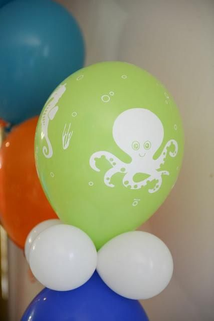 17 Best Images About An Octonauts Birthday Party On