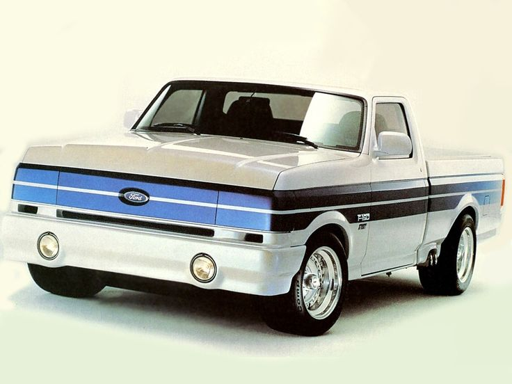 Ford F-150 Concept Truck #concept #ford #mhford