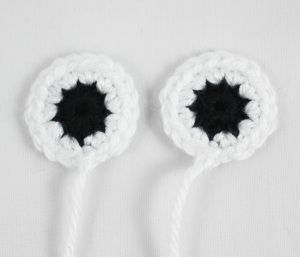 Best 25 crochet eyes ideas on pinterest crochet doll tutorial how to add faces to amigurumi crochet eyes and eyelids ccuart Image collections