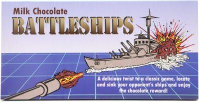 Milk Chocolate Battleships game