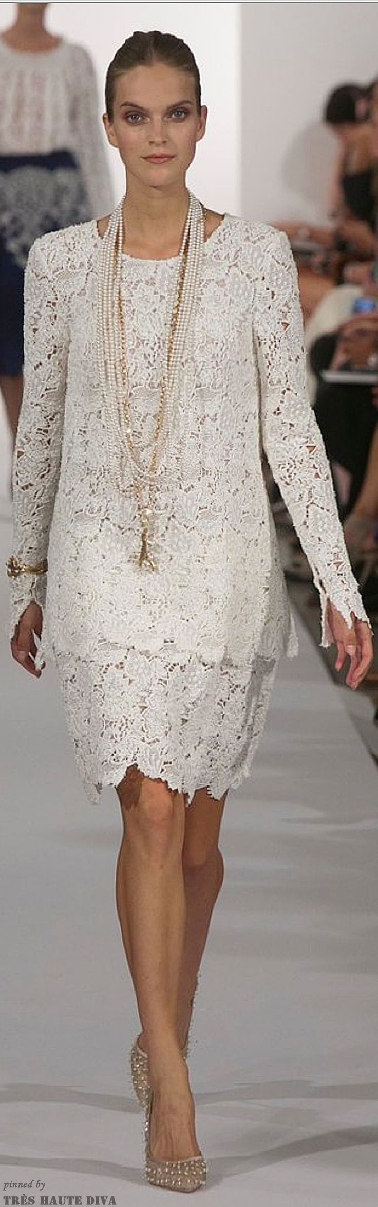 Oscar de La Renta  This seems to be a favorite of most women!!  This dress has been pinned more than any other item on my Pinterest!!!!