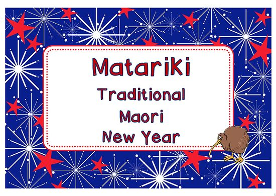 Matariki | Writing Prompt | A set of twenty-four information cards about the Maori New Year called Matariki. These cards are suitable for discussion and writing prompts. They make an excellent starting point for inquiry- based research learning. A great resource to support for Social Studies.