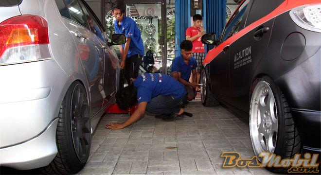 VIP Autostyle : Koleksi Velg Lengkap, Tak Cekik Kantong #BosMobil