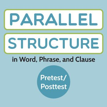 Question regarding parallel sentence structure:?