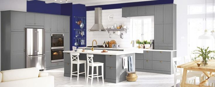 Küchen Stöbern, Planen & Gestalten Mutfak, Ikea mutfak