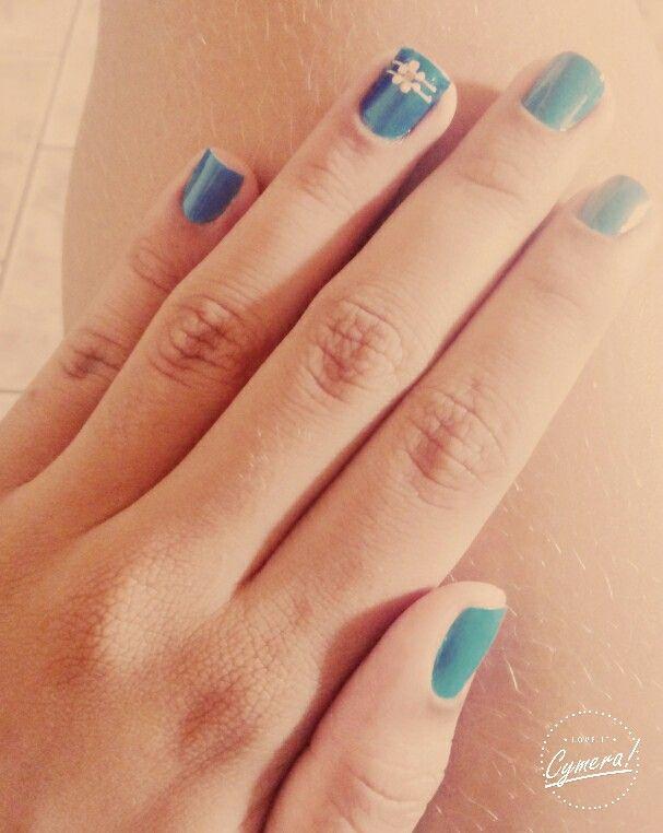Unha do dia! #dacordoceu #blu