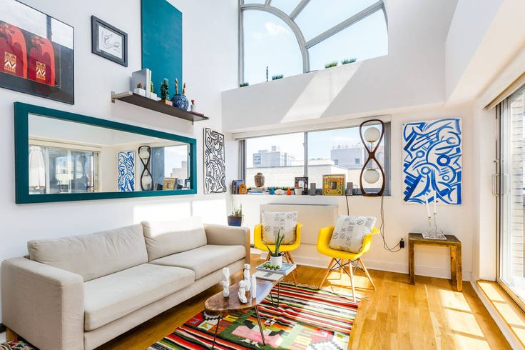 Check out this awesome listing on Airbnb: LES Penthouse - Private Terrace + Roof - Lofts for Rent in New York