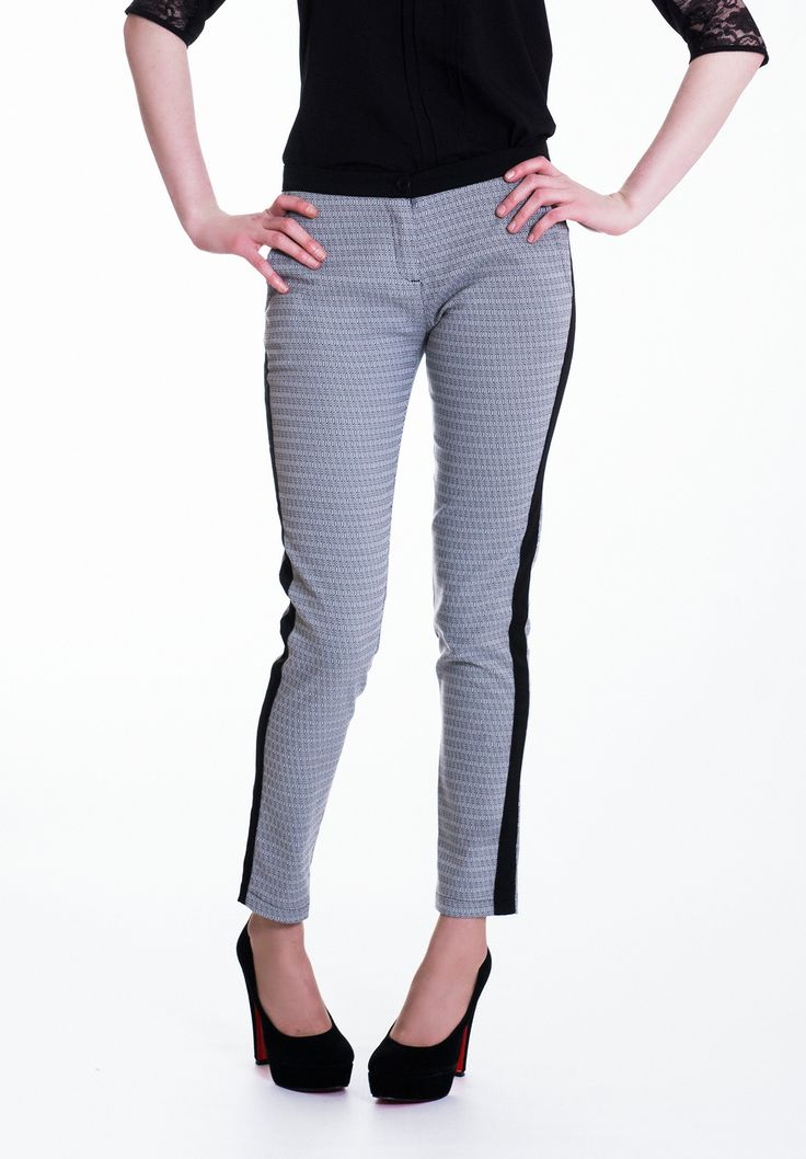 Am liking this Jacquard Cigarette Trousers @Wear Eponymous via @SaleServant