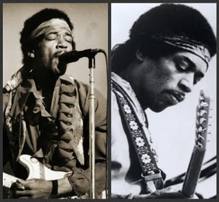 Inspire Bohemia: Happy belated Birthday Jimi Hendrix!