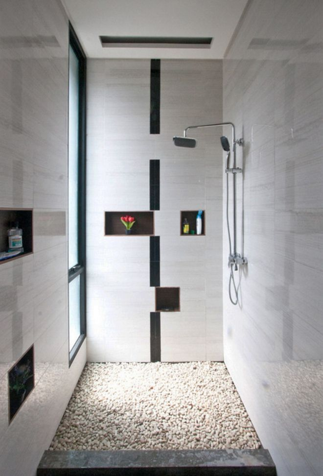 Contemporary, Modern, Tropical | Bathroom | The Wind Strips | Jakarta Selatan | Delution Design