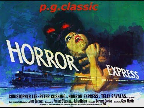 Horror Express : HD 720p.  Ελληνικοί Υπότιτλοι cc.