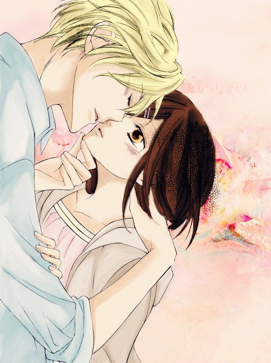 Tamaki + Haruhi : Kiss for You by angel-cesia.deviantart.com