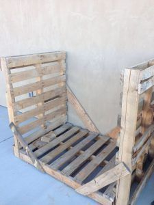 9 Simple DIY Ideas for Outdoor Firewood Holder 9