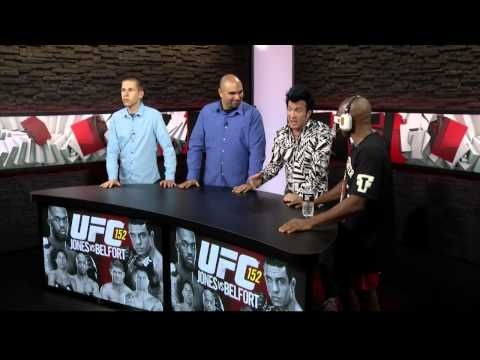 Fight News Now - UFC 152 Post Show 3/3 - Marcus Brimage