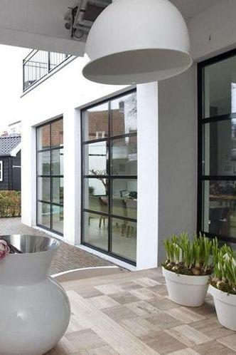 #veranda #overkapping #tuin #garden #outside #buiten #tuindeuren #overdekt #aanbouw www.leemconcepts.nl