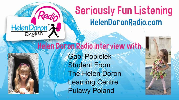 Interview with Helen Doron Botty Student from Pulawy, Poland