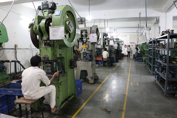 Jangid Motors Factory
