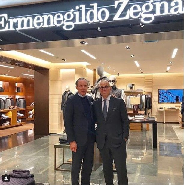 Ermenegildo Zegna Launches Canadian Store Expansion In Unique Partnership In Partnership With Menswear Retailer Ha Italian Luxury Brands Canadian Stores Zegna
