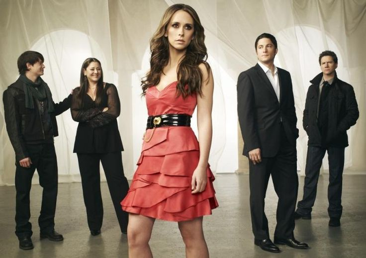 Ghost Whisperer is my all time favorite tv show!