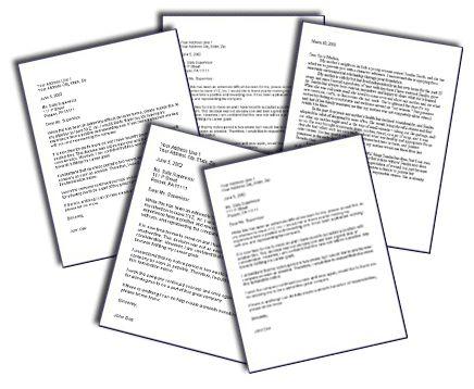 Best 25+ Sample of resignation letter ideas on Pinterest