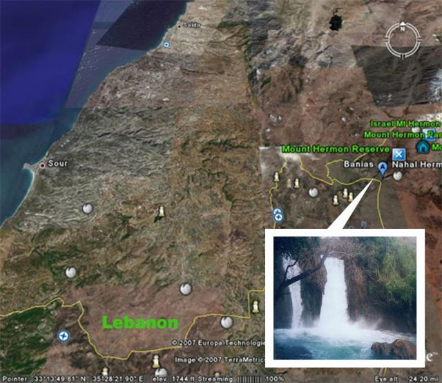 The LOCATION HERE THE FALLEN ANGELS (aka aliens) LANDED when they were kicked out of heaven. And where Jesus proclaimed he was the Messiah. Holy Land's Mount Hermon: A United Nation's Base Built to Deliver the Anti-Christ and Open the Gates of Hell (Shocking Video and Photos) | P...