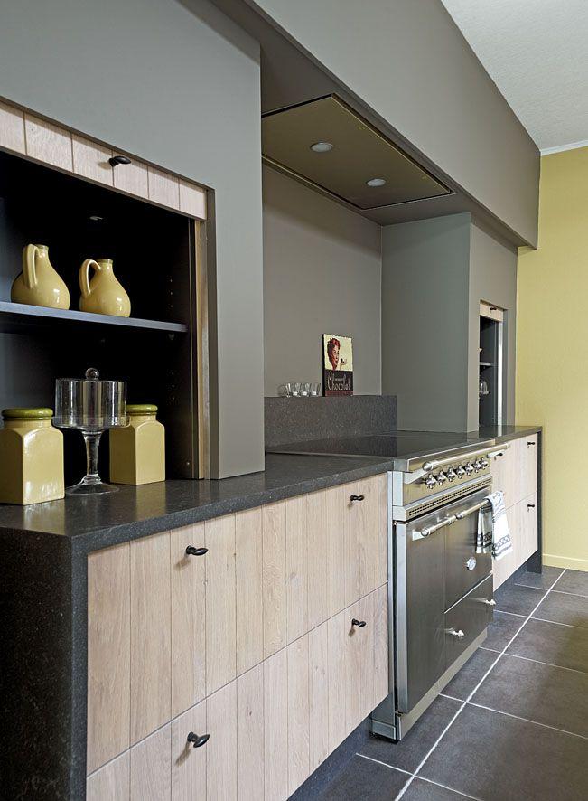 96 best keuken images on pinterest - Ingerichte keuken ...