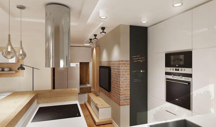 mieszkanie   All-Design Projektowanie wnętrz Kraków, Projekty wnętrz, Architekt Agnieszka Lorenc