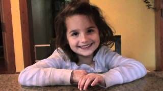 5 year old sings 50 states in alphabetical order - YouTube