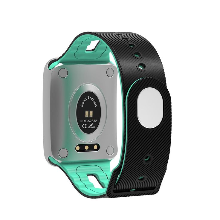 TF1 Smart Band OLED Touch Screen Motion Heart Rate Blood Sale Online green - Tomtop.com