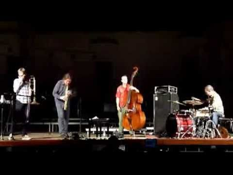"""FOILS QUARTET"" @ ""JAZZ & MORE"" FESTIVAL 2012, Sibiu / Romania"