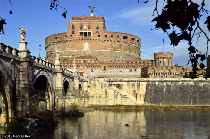 Castel Sant'Angelo / Castle of the Holy Angel Castel
