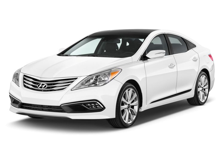 2015 Hyundai Azera Limited is the new sedan that will make you comfortable to drive in the city streets.
