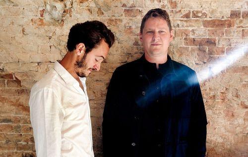 Editors Argentina • Tom Smith & king Leetch merodeando en Ámsterdam...