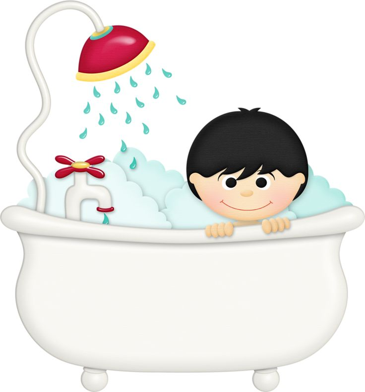 Gallery Website Brown haired boy in tub
