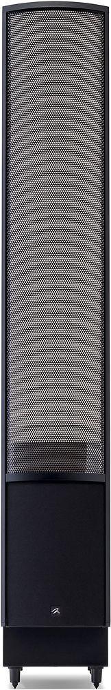 "MartinLogan - ElectroMotion Dual 8"" Passive 2-Way Floor Speaker (Each) - Satin black"