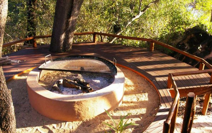Entertainment Braai Area Outdoor Decor Pinterest